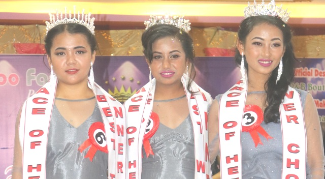 Miss Face of Hetauda Final -Murchunga TV 1